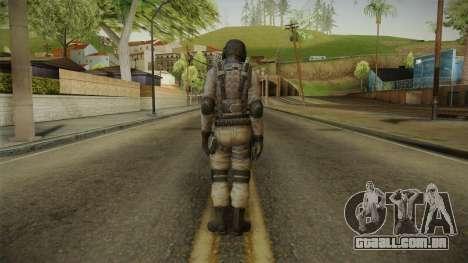 Resident Evil ORC - USS v4 para GTA San Andreas terceira tela