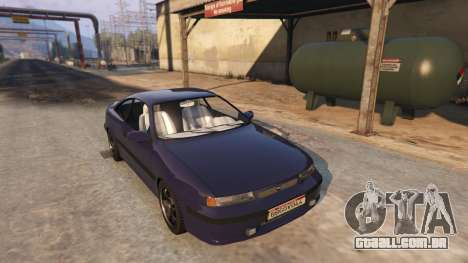 GTA 5 Opel Calibra GT v2 voltar vista