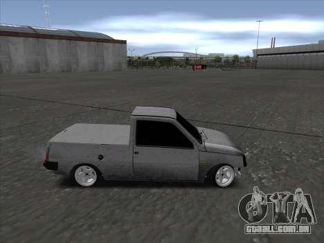VAZ 1111 Drift para GTA San Andreas vista direita