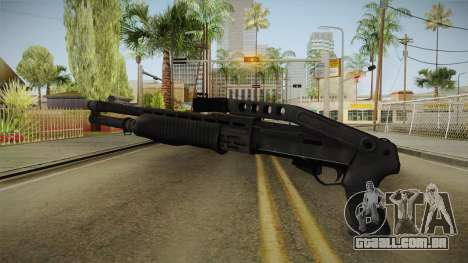 Franchi SPAS-12 para GTA San Andreas segunda tela