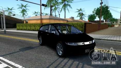 2010 Dinka Perennial Unmarked para GTA San Andreas esquerda vista