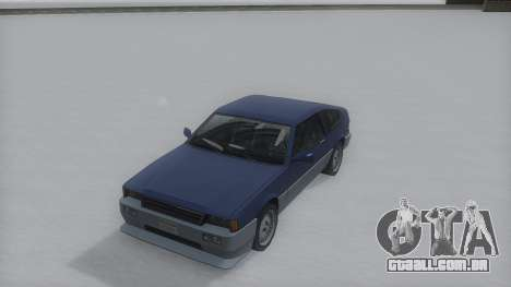 Blista Compact Winter IVF para GTA San Andreas