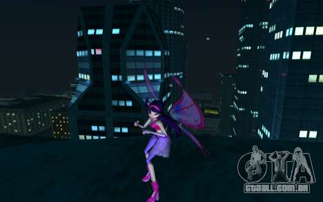 Musa Believix from Winx Club Rockstars para GTA San Andreas