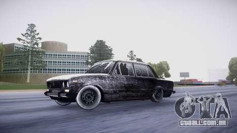 VAZ 2106 versão de inverno para GTA San Andreas