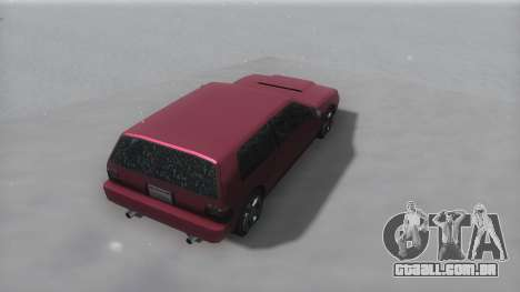 Flash Winter IVF para GTA San Andreas esquerda vista