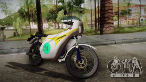 Honda Dream (RC142) 1988 para GTA San Andreas