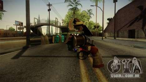 Tool Gun From Garrys Mod para GTA San Andreas segunda tela