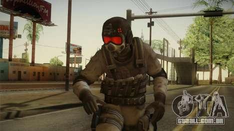 Resident Evil ORC - USS v4 para GTA San Andreas