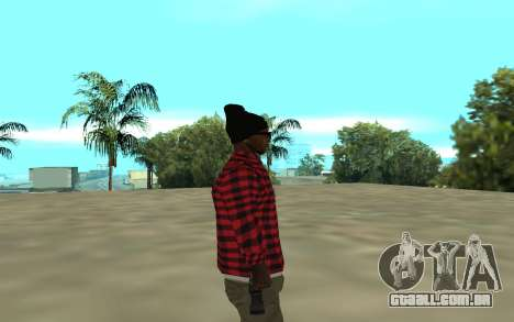The Ballas para GTA San Andreas segunda tela