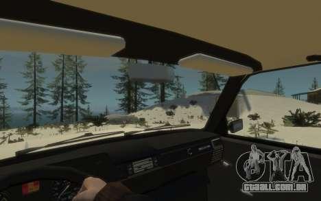 VAZ 2104 VFTS para GTA 4 traseira esquerda vista
