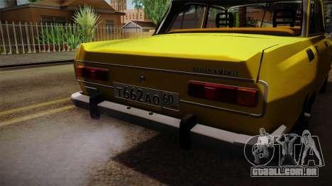 AZLK 412 para GTA San Andreas