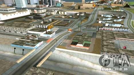 Brilhante timecyc para GTA San Andreas