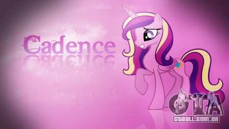 As telas de carregamento de My Little Pony para GTA San Andreas segunda tela