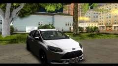 Ford Focus ST 2013 Formação para GTA San Andreas