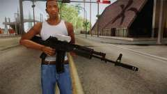 Call of Duty Ghosts - AK-12 with Scope para GTA San Andreas