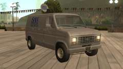 Ford E150 Notícias Van