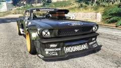 Ford Mustang 1965 Hoonicorn [add-on]
