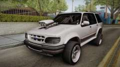 Ford Explorer 1996 Drag