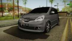 Nissan Grand Livina Highway Star