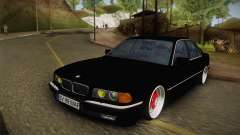BMW 7 Series E38 Low para GTA San Andreas