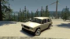 VAZ 2104 VFTS para GTA 4