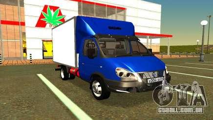 Gazel 3302 Negócios para GTA San Andreas