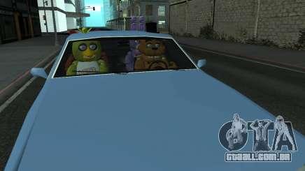 Five Nights At Freddys para GTA San Andreas