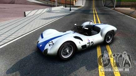 Maserati Tipo 61 para GTA San Andreas