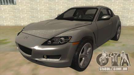 NFS PRO STREET: Mazda RX-8 Tunable para GTA San Andreas