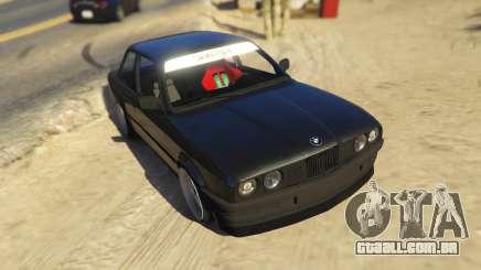 BMW E30 Drift para GTA 5