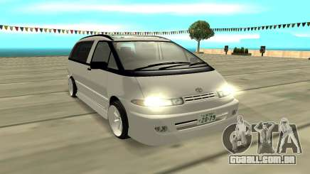 Toyota Estima para GTA San Andreas
