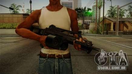 HK G36C v1 para GTA San Andreas