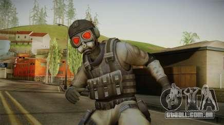 Resident Evil ORC - USS v1 para GTA San Andreas