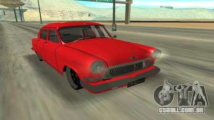 GAZ-21 para GTA San Andreas
