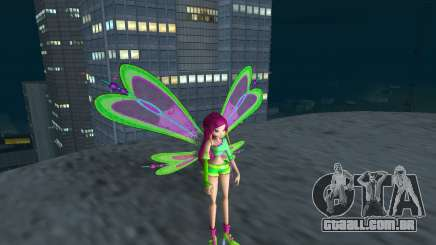 Fairy Roxy from Winx Club Rockstars para GTA San Andreas