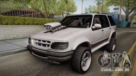 Ford Explorer 1996 Drag para GTA San Andreas