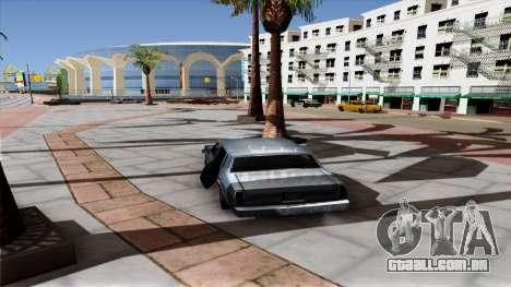 Melhor ENB para GTA San Andreas