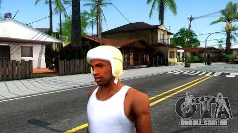 Winter Bomber Hat From The Sims 3 para GTA San Andreas segunda tela