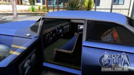 Alien Voodoo para GTA San Andreas