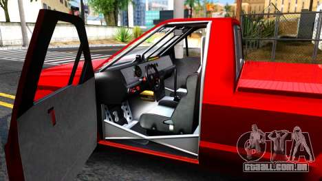 GTA V Vapid Sadler Racing para GTA San Andreas