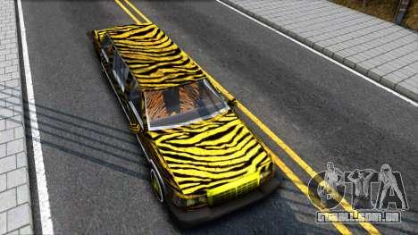 STReTTTcH LoWriDEr para GTA San Andreas vista direita