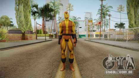 Marvel Heroes - Shocker para GTA San Andreas