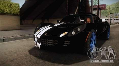 Lotus Elise para GTA San Andreas