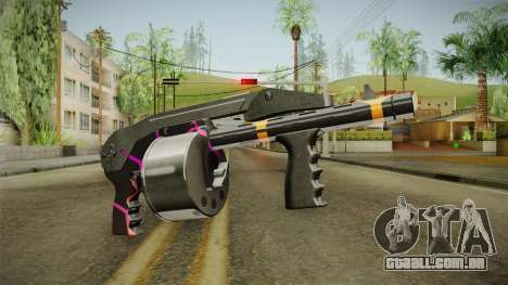 BREAKOUT Weapon 2 para GTA San Andreas