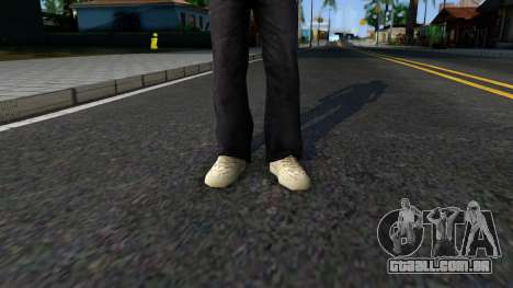 Adidas Yeezy Boost 350 Moonrock para GTA San Andreas