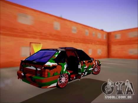 2109 Euros para GTA San Andreas