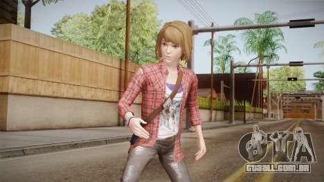 Life Is Strange - Max Caulfield Amber v1 para GTA San Andreas