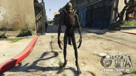 Alien para GTA 5
