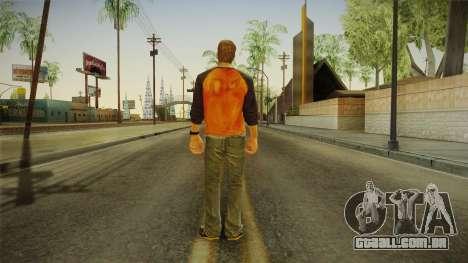 Dead Rising 2 Case Zero - Chuck Greene para GTA San Andreas