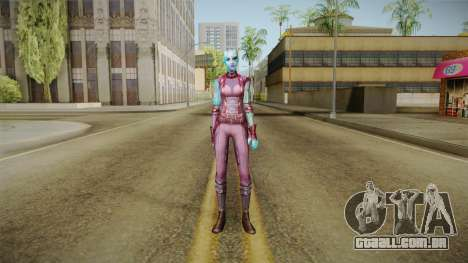 Marvel Future Fight - Nebula para GTA San Andreas